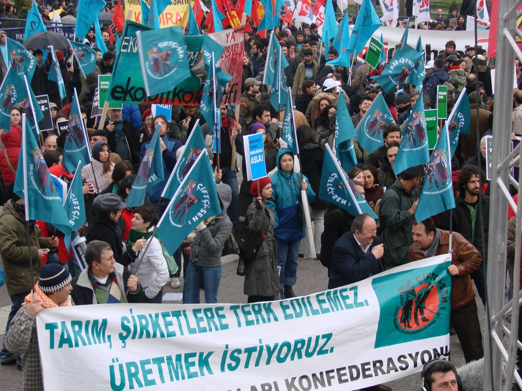 Campaign against World Water Forum and Privatization of Water in Turkey