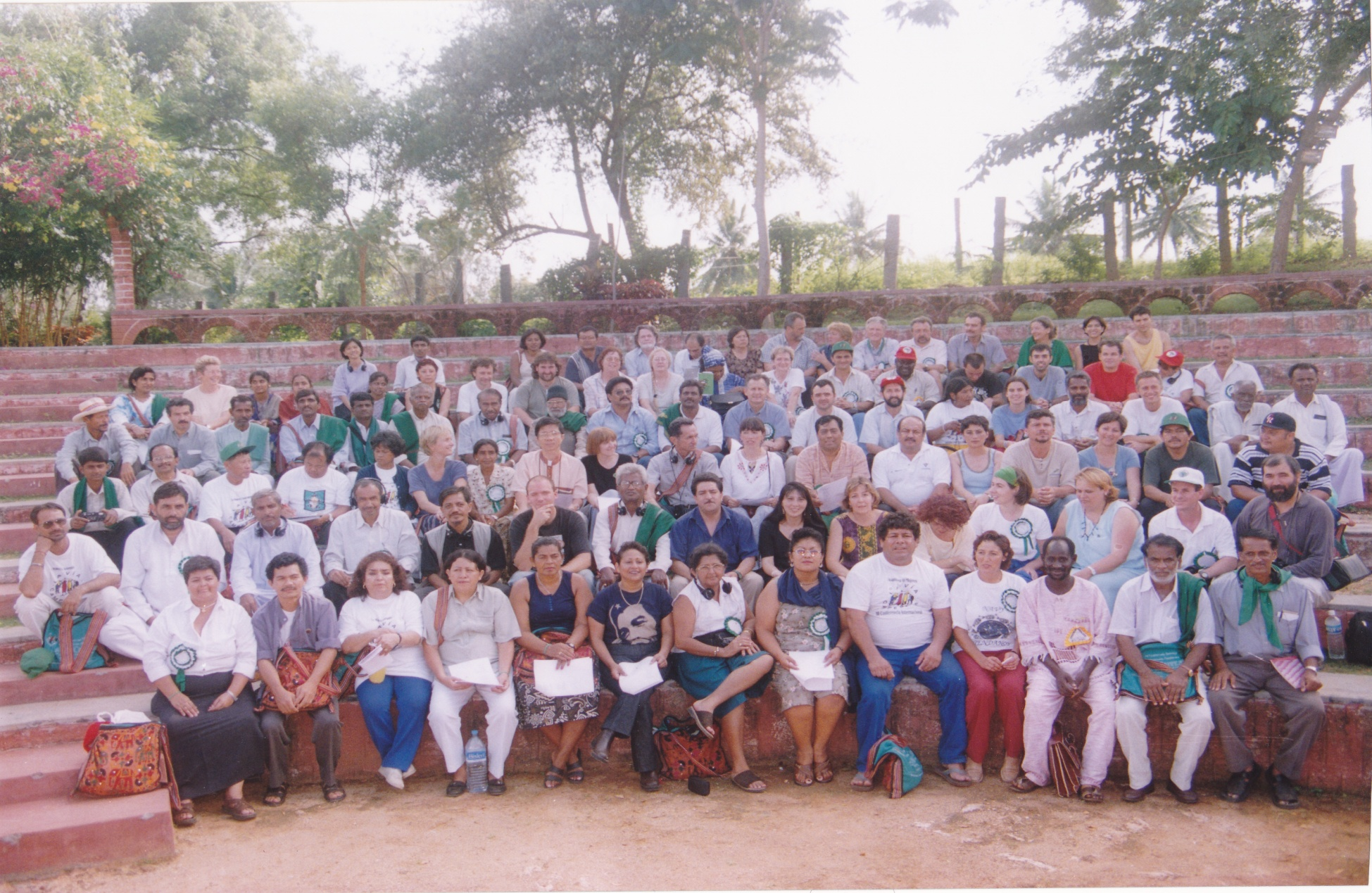 2000 INDIA 3rd Int LVC conference CPE present